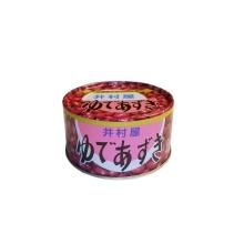 Rote Bohnenpaste - Azukipaste (süss) japanisch Yude-Azuki Imuraya 210g