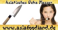 Asiatisches Deba Messer - Fischmesser - Sushimesser