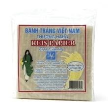 Reispapier viereckig -- vietnamesisch 19cm - 500 gr